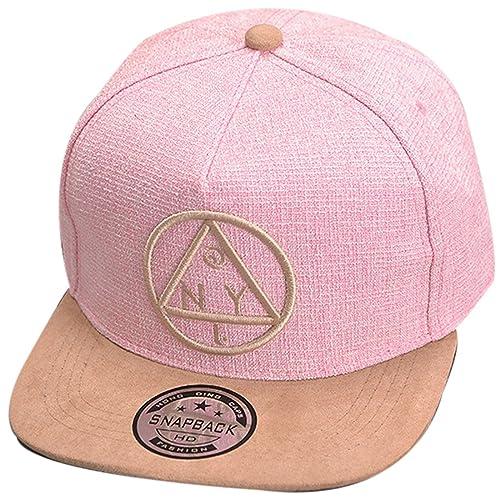 THENICE Donna Hip Hop modello a triangolo Cap cappello da baseball