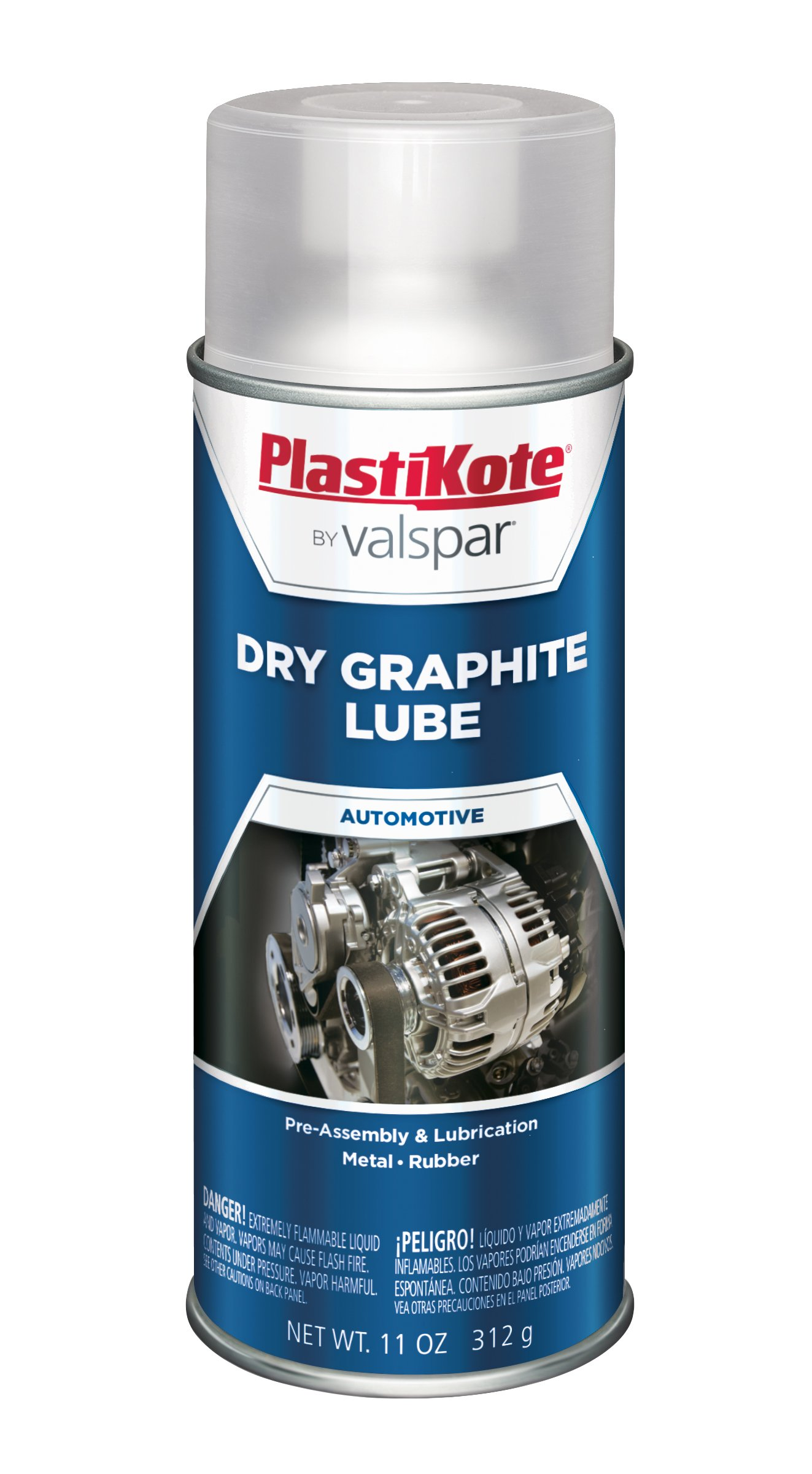 PlastiKote 281 Dry Graphite Lube - 11 oz.