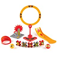 Learning Resources Wacky Wheels STEM Challenge, 15 Pieces