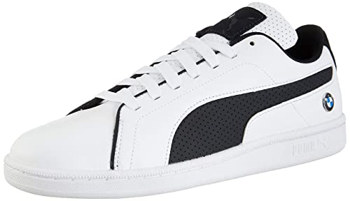 9be4b2f0cb74 Puma Men s BMW MMS Court Perf White Sneakers-9 UK India (43 EU ...