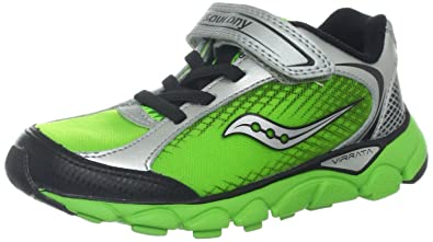 775bd99e416e2 Saucony Boys Virrata A/C Running Shoe (Little Kid)