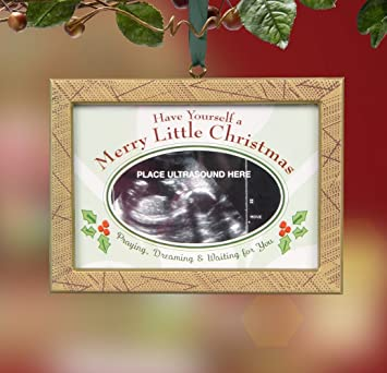 Amazoncom Ultrasound Photo Ornament By Grandparent Gift Company