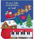 Mes comptines de Noël au piano