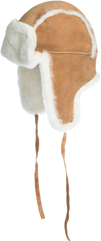 独特の素材 Overland Sheepskin Co HAT レディース B07792MN6F B07792MN6F キャメル HAT レディース L L|キャメル, 山形名物玉こんにゃくヤマコン食品:f02c4d3a --- obara-daijiro.com