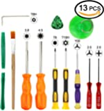 Triwing Screwdriver for Nintendo - Professional Full Triwing Screwdriver Repair Tool Kit,3.8mm and 4.5mm Security Screwdriver Game Bit Tool Set for Nintendo Switch Joycon /Nintendo Wii /DS /DSL /GBA