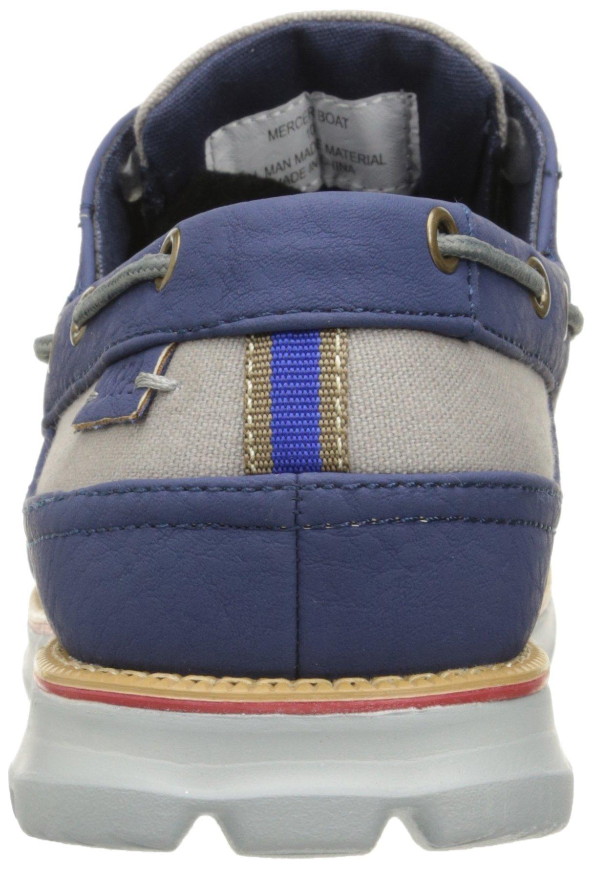 Clarks Mens Fallston Step Boat Shoe
