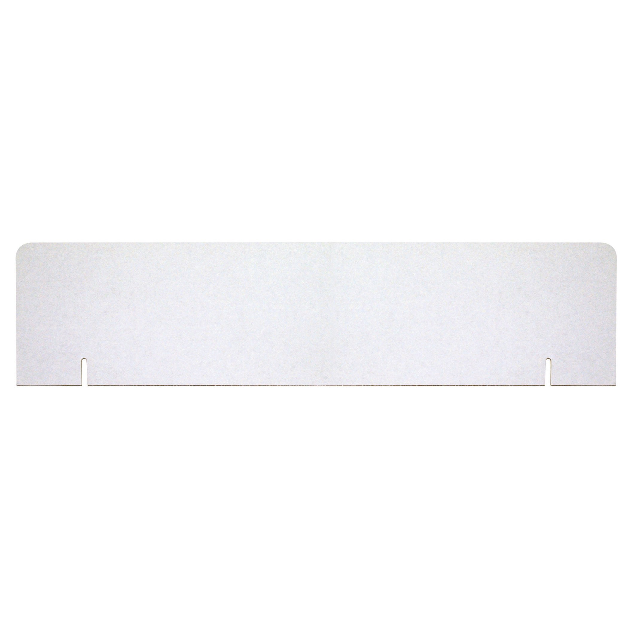 Pacon Presentation Board Header, 36''X9 1/2'', White, 24 Headers by PACON