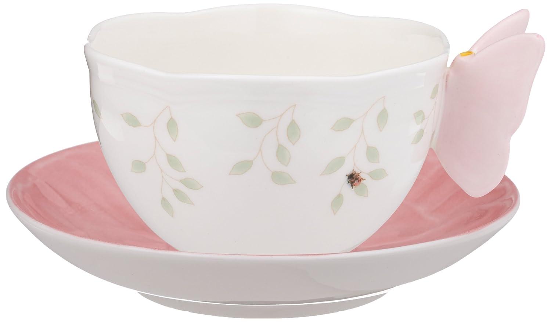 Lenox Butterfly Meadow 8-Piece Tea Set, Service for 2 6386635