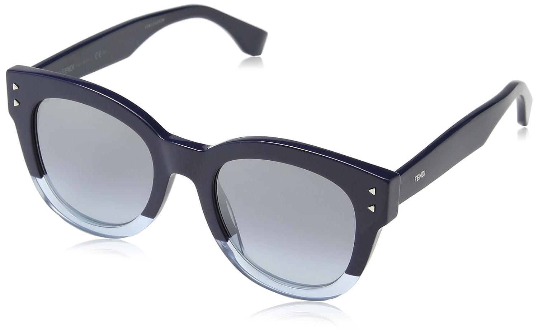 3ad35ce2 Amazon.com: Fendi Womens Women's Ff0239/S 50Mm Sunglasses: Clothing