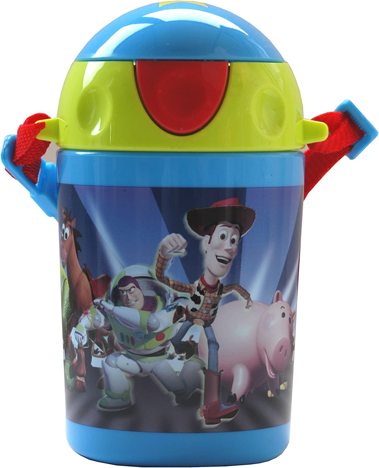 Toy Story 3 17778 - Cantimplora deportiva botella de 15 cm (Joy Toy) , color/modelo surtido