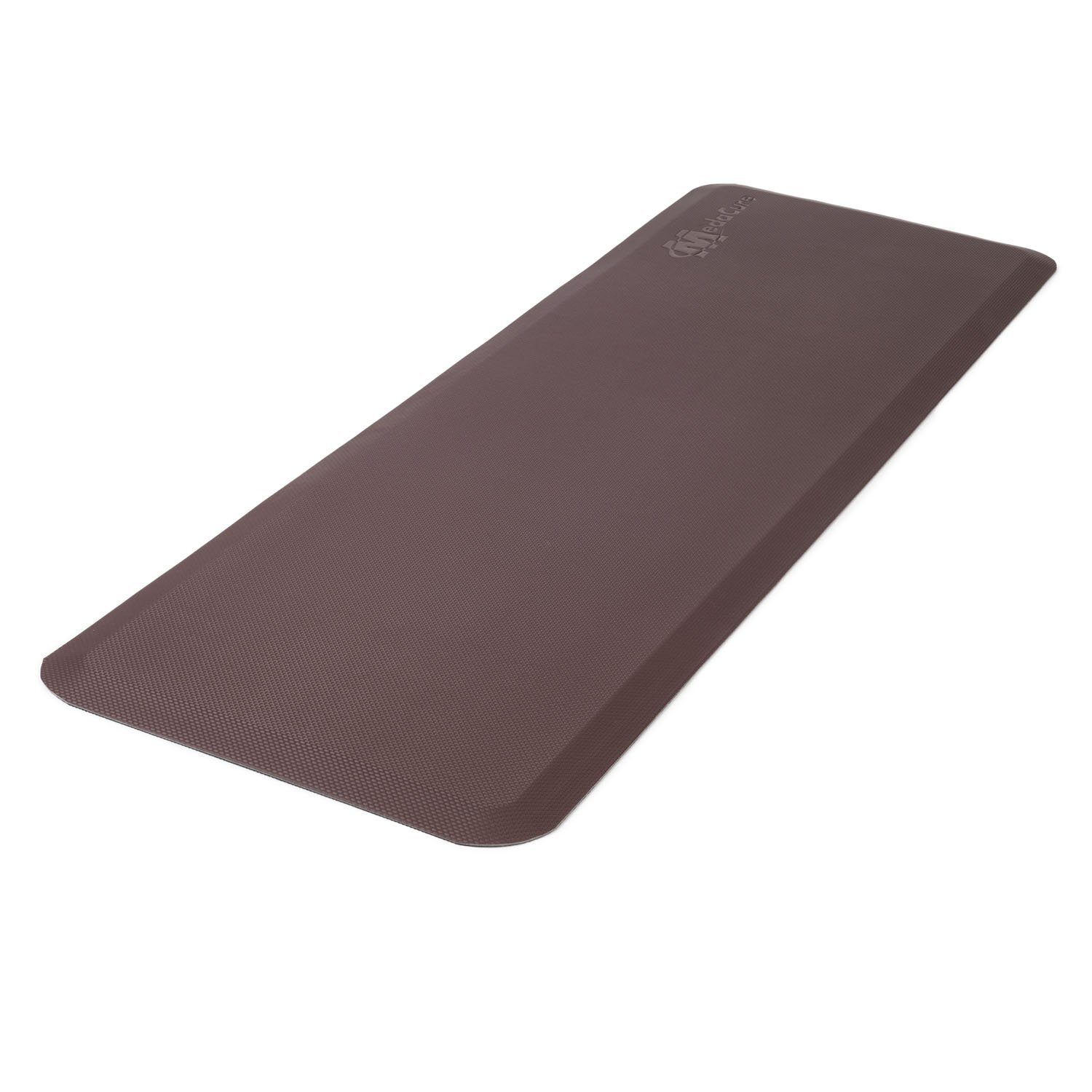 Fall Safety Matt - Bedside Fall Protection Mat for Elderly, Senior and Handicap - Prevention Pad Reduces Risk of Injury from Impact - Prevent Bed Falling - Antifatigue Material w/Beveled Edge