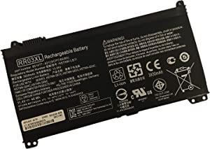 SANISI RR03XL 11.4V 48Wh Notebook Battery for HP ProBook 430 G4,440 G4,450 G4,455 G4,470 G4,430 G5,440 G5,450 G5,455 G5,470 G5, HP MT20, MT21 Mobile Thin Client Series