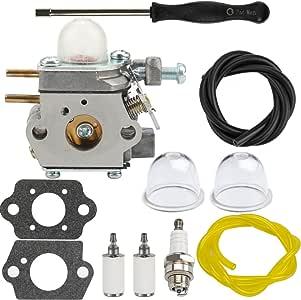 Amazon.com: Dalom BC280 carburador W/Filtro de combustible ...