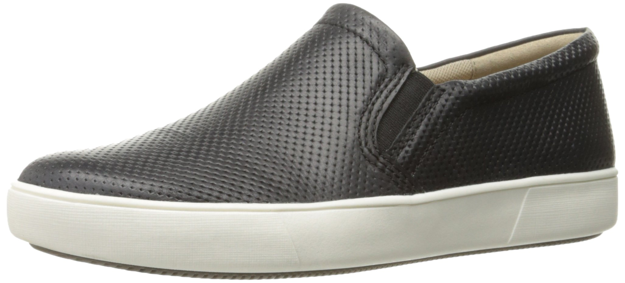 Naturalizer Women's Marianne Sneaker, Black, 8.5 Wide