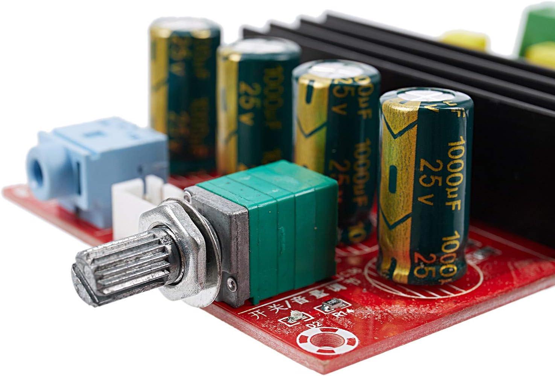 Nrpfell Tda3116D2 Digital Audio Leistung Amp 100W X2 2.0 Stereo Klasse D HiFi Verst?rker Dc 12 V 24 V Xh-M190 D3-007