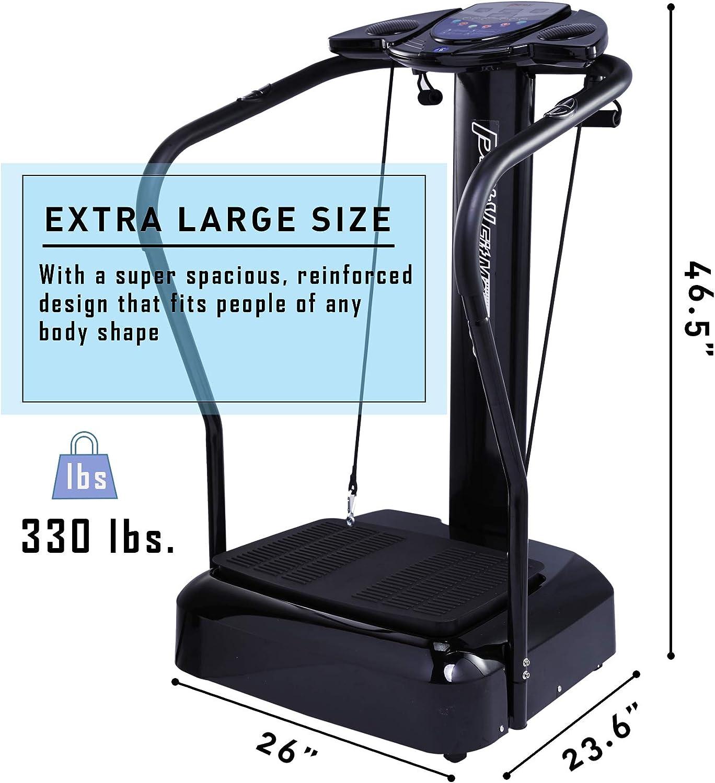 Pinty 2000W Vibration Platform Exercise Machine