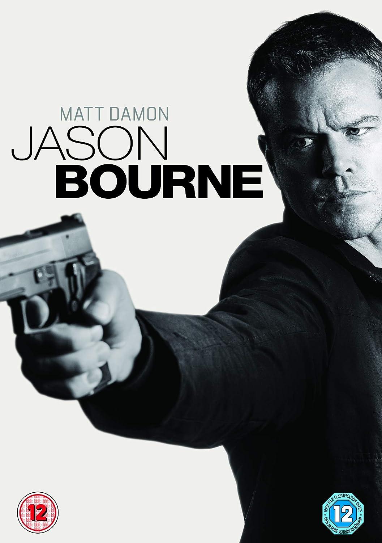 Amazon.com: Jason Bourne [DVD + Digital Download] [2016]: Matt Damon:  Movies & TV