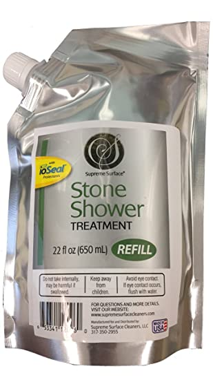 Amazoncom Supreme Surface Stone Shower Cleaner And Conditioning