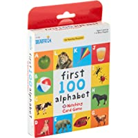 Priddy Books First 100 1336 Alphabet Matching Card Game