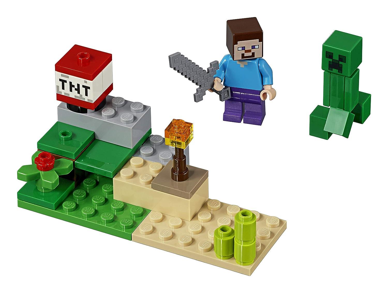 Lego Minecraft 2x Bat  NEW!!!