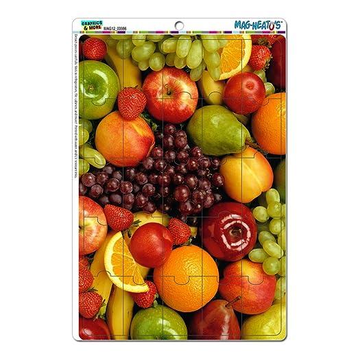 Frutero – plátanos manzanas uvas peras (TM) del mag-Neato comprés ...