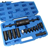 Hardcastle 14pce Car Engine Injector Puller Set