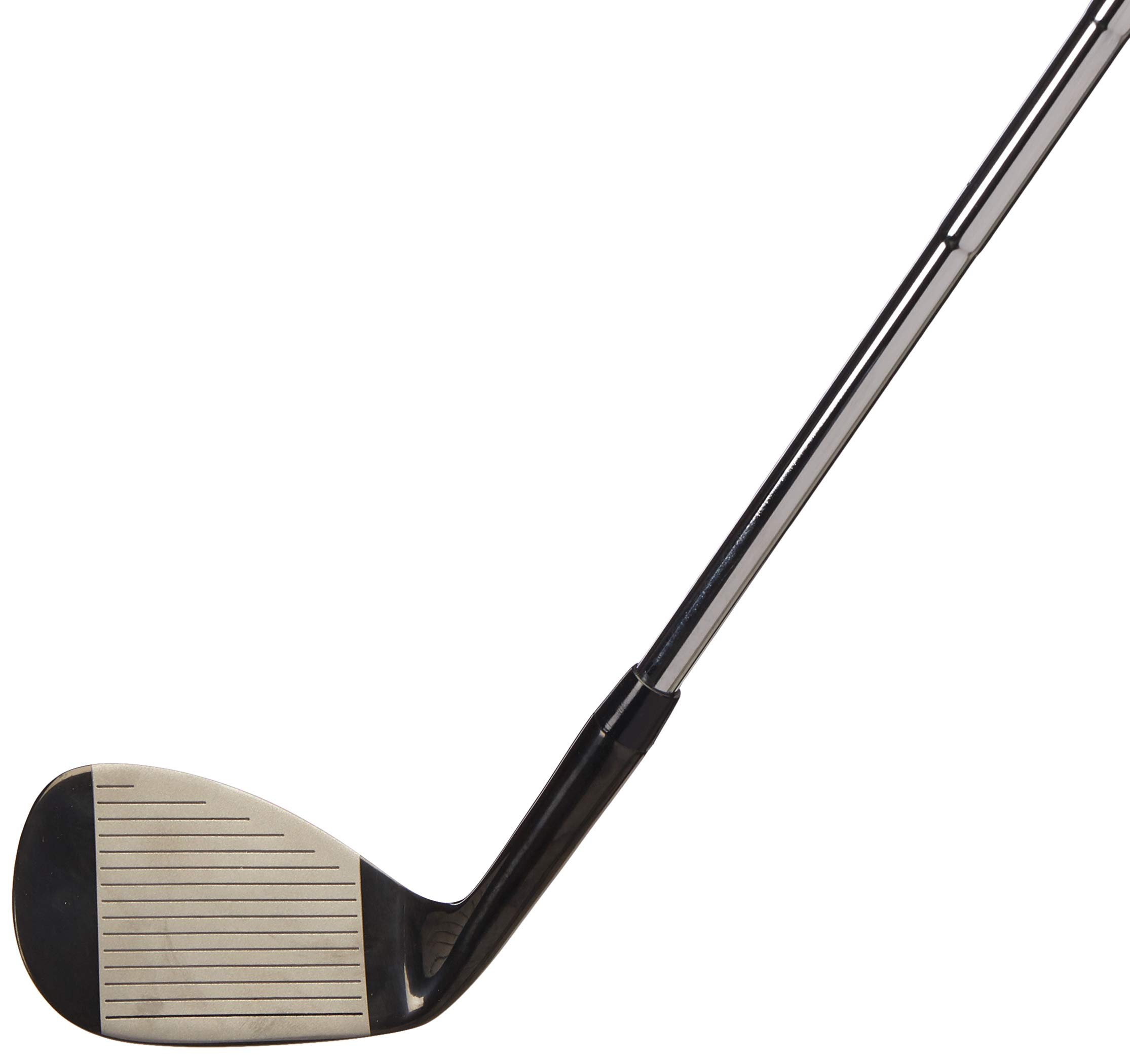 Wilson Staff Men's Harmonized Black Chrome Golf Wedge, Right Hand, 52.0-Degree by Wilson