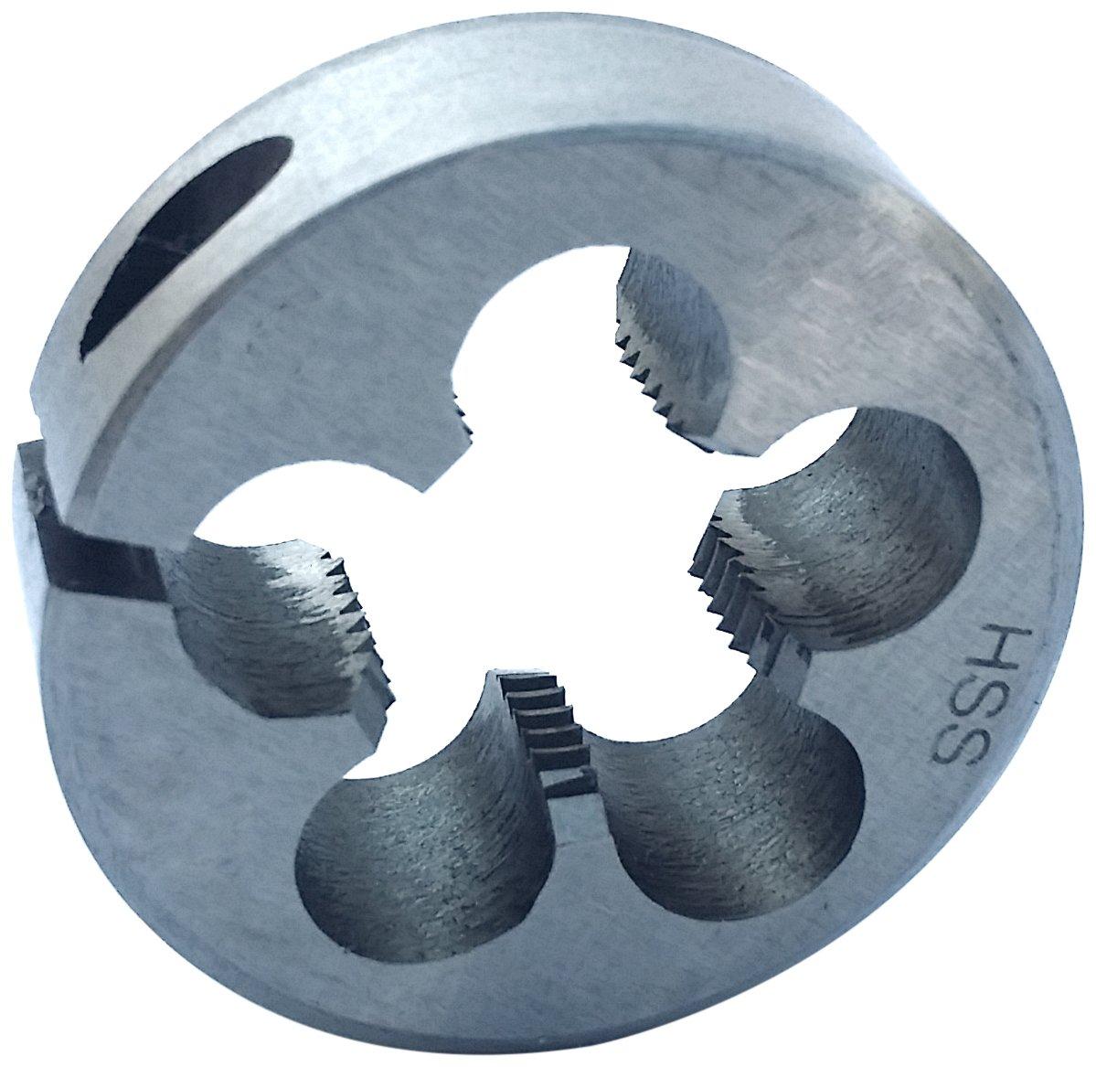 HHIP 1016-1014 4-40 Adjustable Round Split Die 13//16 OD