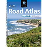 Rand McNally 2021 EasyFinder® Midsize Road Atlas (Rand McNally Road Atlas)