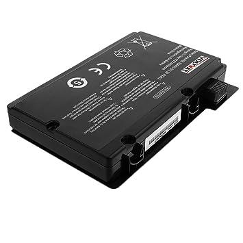 Original Voltway Ordenador Portátil de alto rendimiento de batería 11.1 V 4400 mAh para FUJITSU SIEMENS