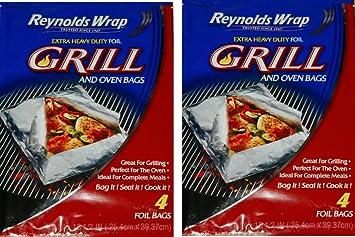 Reynolds Wrap Extra Heavy Duty papel de aluminio Parrilla y ...