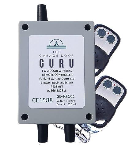 Garage Door Remote Control Kit Amazon Electronics