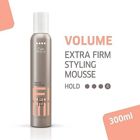 Wella Professionals Eimi Shape Control Espuma de Alta Fijación - 300 ml