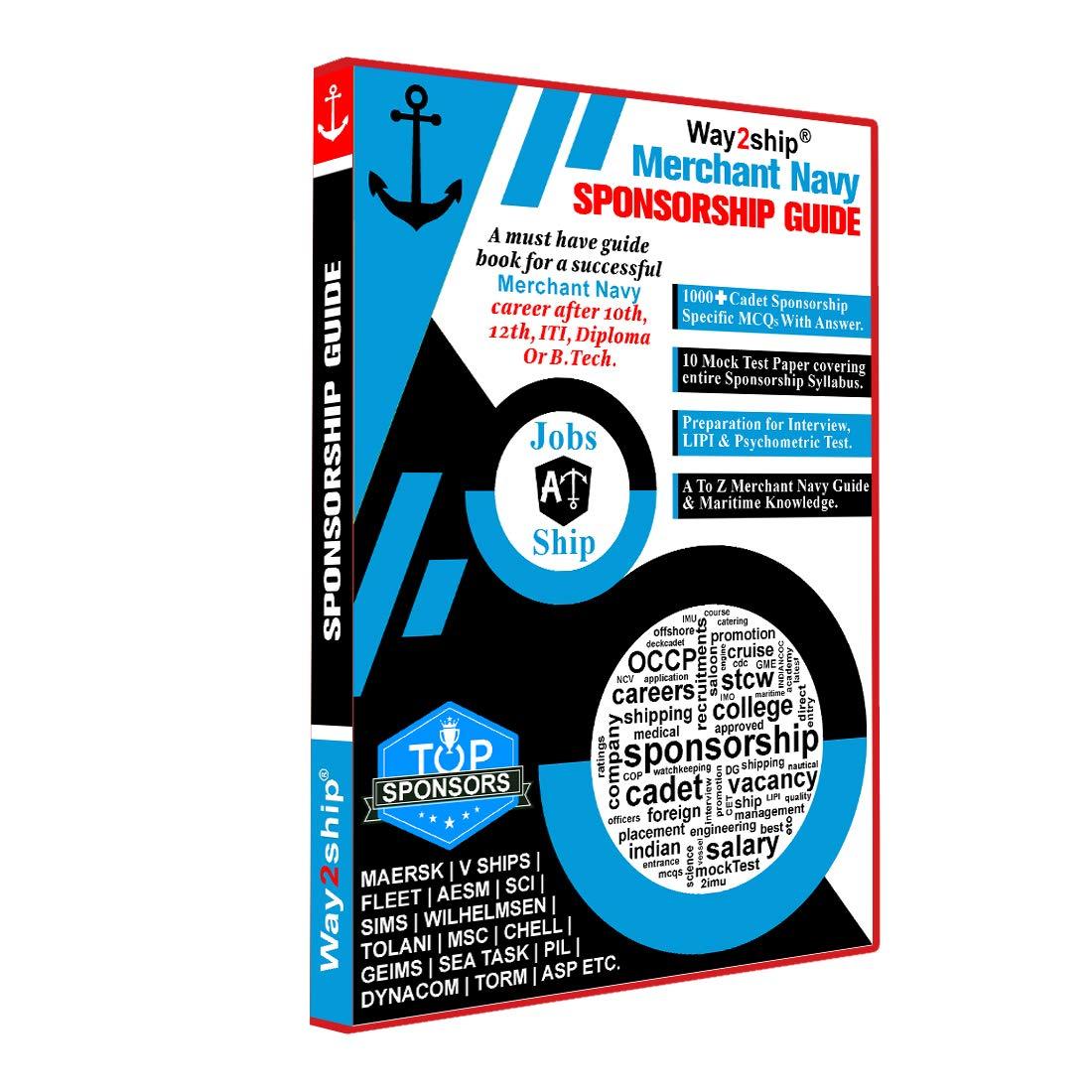 Join Merchant Navy – Sponsorship Guide | Way2ship