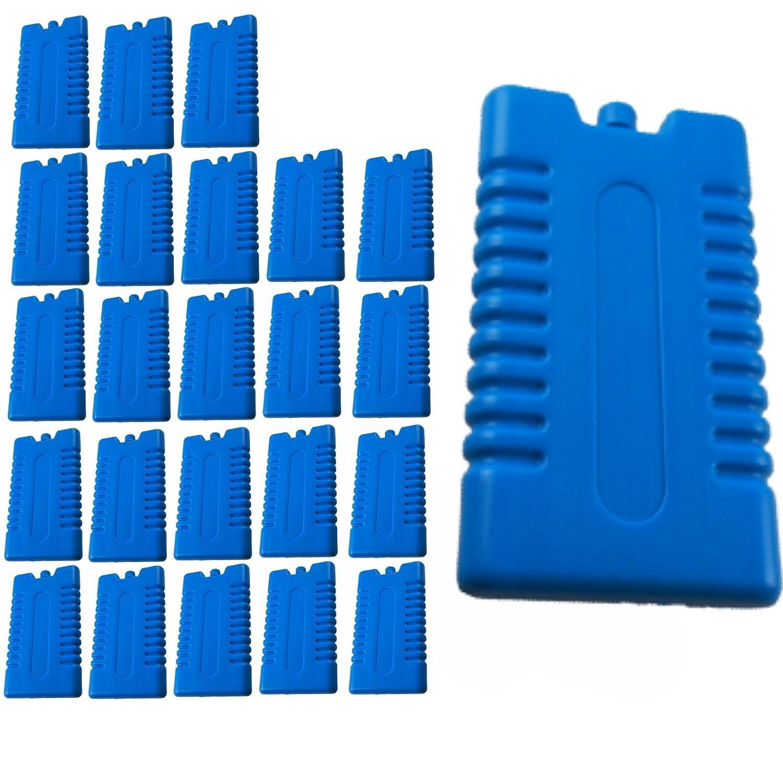 3 Stück Kühlelemente Kühlakkus Kühlakku 200ml Akku Kühlelement Kühlbox Kühlen