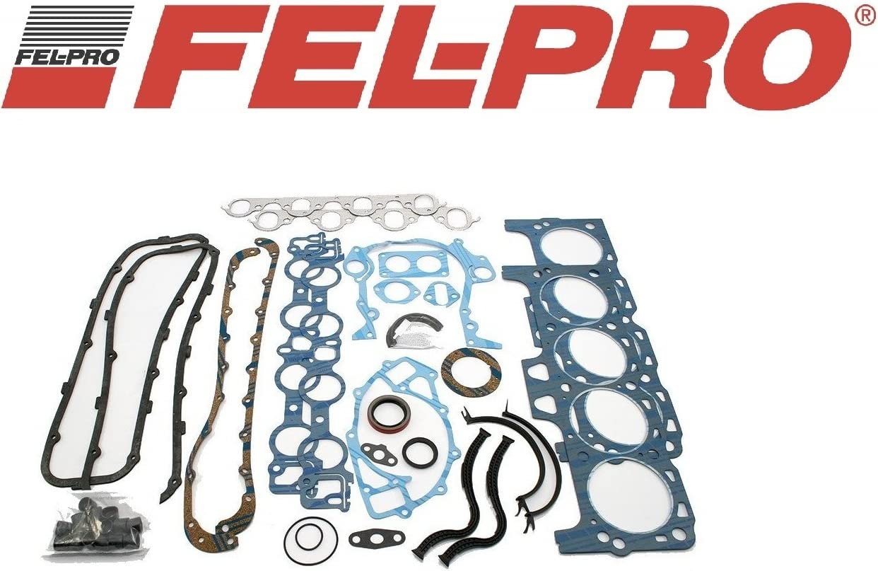 1 Engine Rebuild Kit compatible with 1973 to June 1985 Ford 460 Rings /& Bearings /& Gaskets /& Oil Pump /& Timng Set