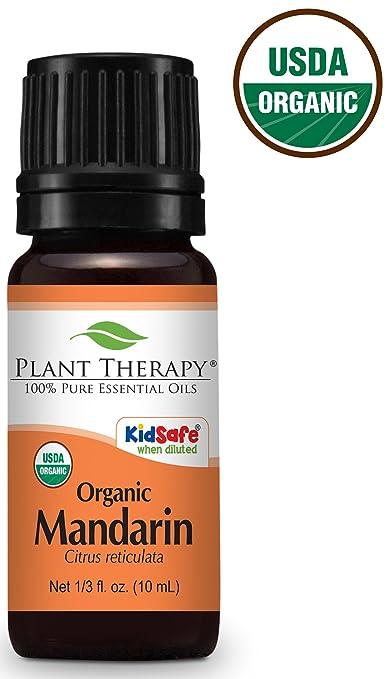 Organic Mandarin Oil