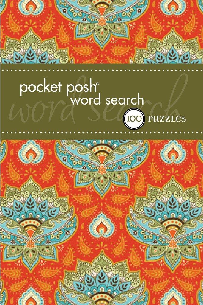 Download Pocket Posh Word Search 7: 100 Puzzles pdf
