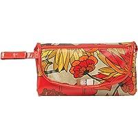 Isoki Change Mat Clutch Vintage Blaze, Orange