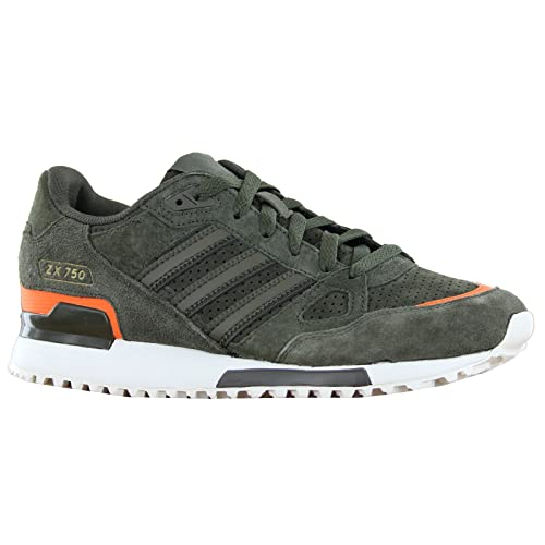 newest collection ef4eb 478bb Scarpe uomo Adidas zx 750 verde (6.5 (39.1 3))  Amazon.it  Scarpe e borse