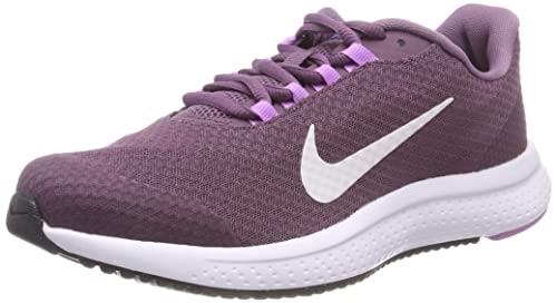 detailed pictures c3913 7b758 Nike Mens WMNS RUNALLDAY Violet Dust Running Shoes-4 UKIndia(37.5EU