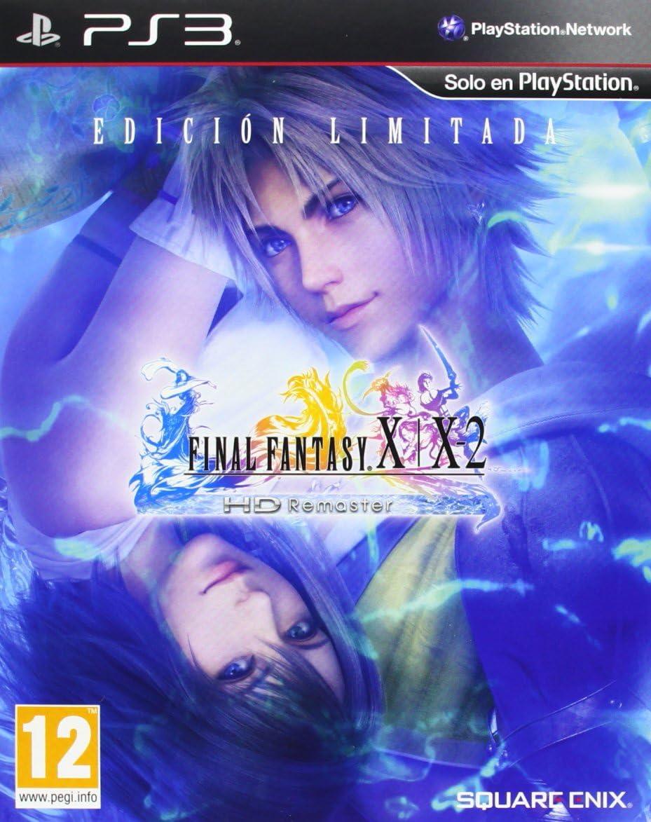 Final Fantasy X/X-2: HD Remaster - Edición Limitada: Amazon.es: Videojuegos