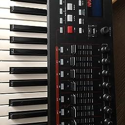 Amazon.com: Controlador de ejecución de teclado Akai ...