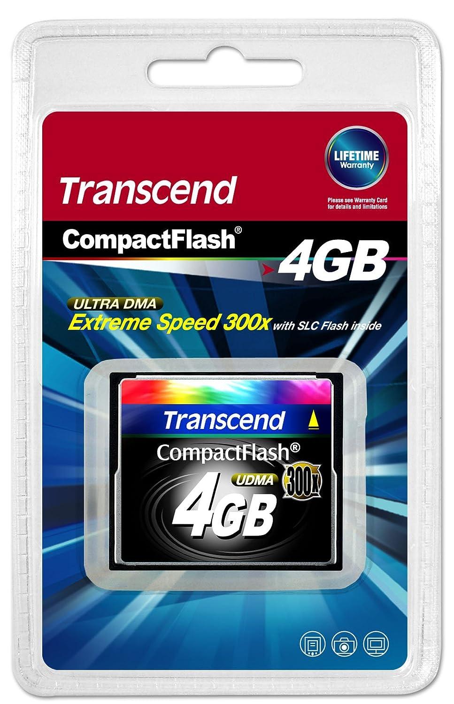Transcend CF300 Industrial - tarjeta de memoria flash ...
