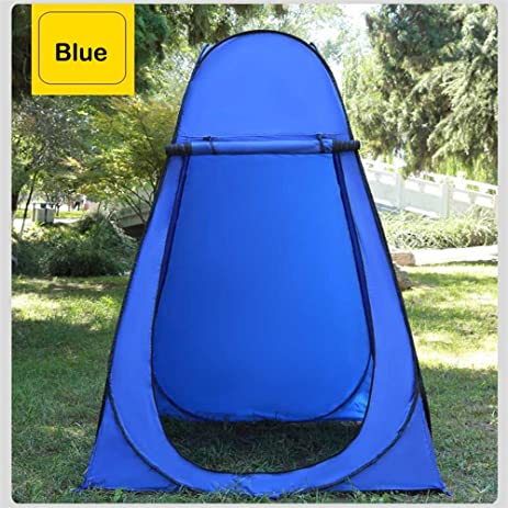 AUNAZZ/Pop Up Pod Toilet Tent Privacy Shelter Tent C&ing Shower Potable Outdoor Changing Room & Amazon.com: AUNAZZ/Pop Up Pod Toilet Tent Privacy Shelter Tent ...