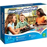 Educational Insights Fraction Matchin'
