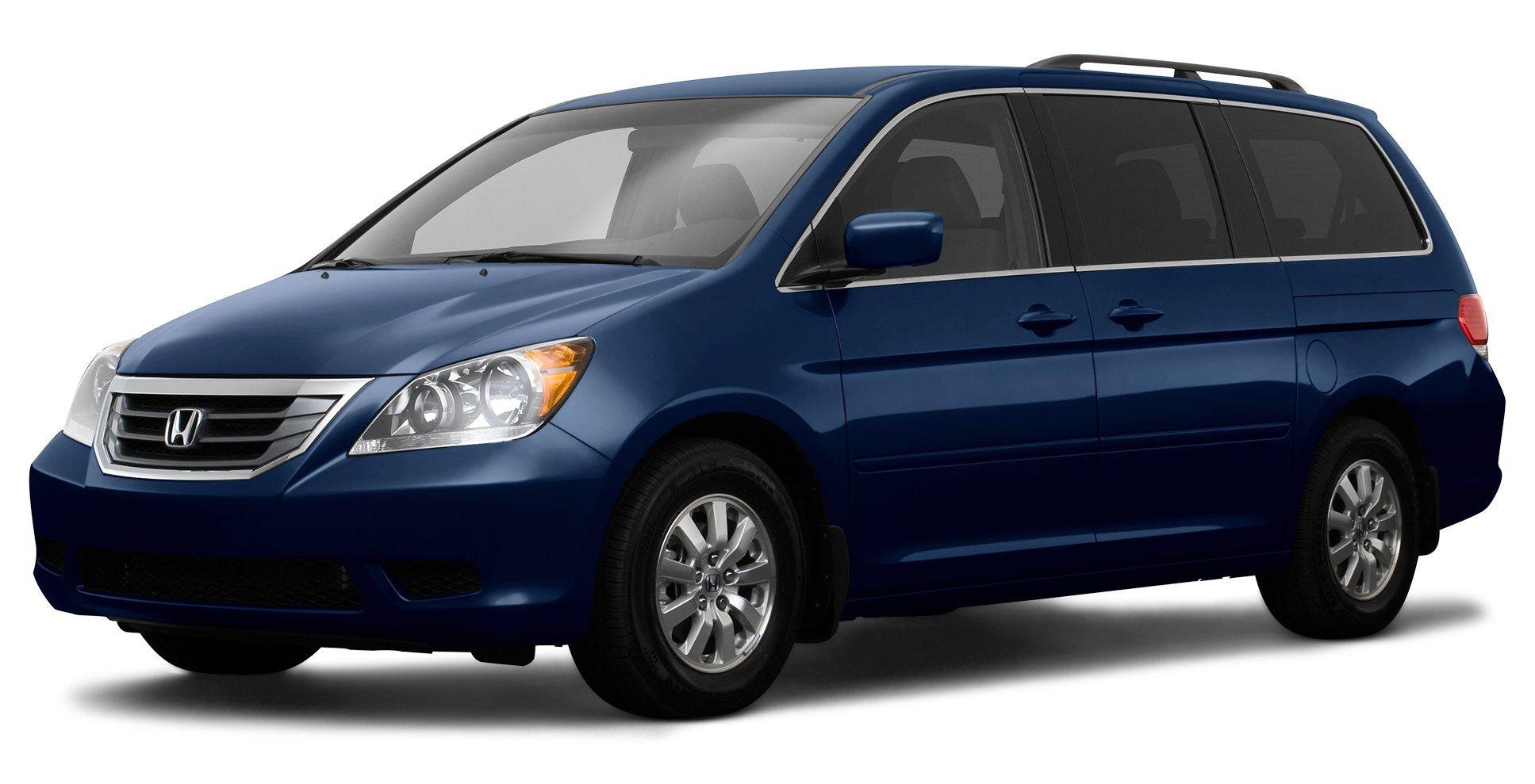 Amazon.com: 2009 Honda Odyssey Reviews, Images, and Specs ...