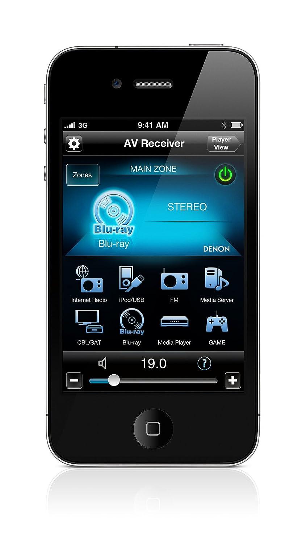 Amazon.com: Denon AVR-3313CI Networking Home Theater Receiver with ...