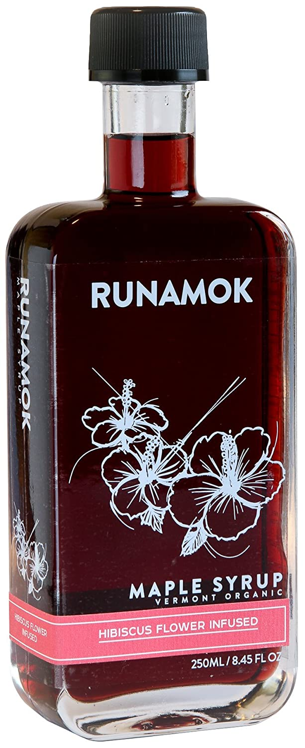 Amazon runamok maple syrup hibiscus flower infused 250ml amazon runamok maple syrup hibiscus flower infused 250ml grocery gourmet food izmirmasajfo