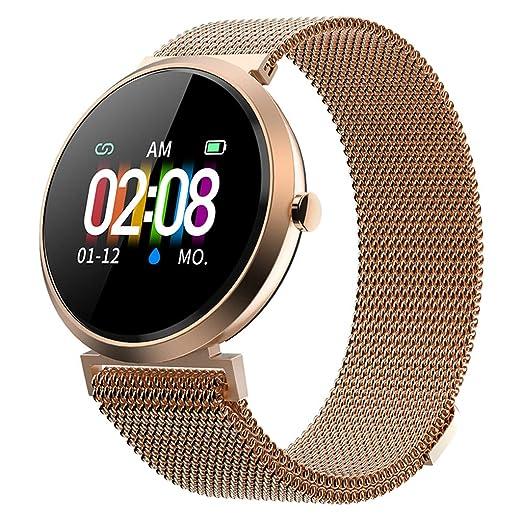 LTJX Smartwatch, Reloj Inteligente Impermeable IP68 Pulsera ...